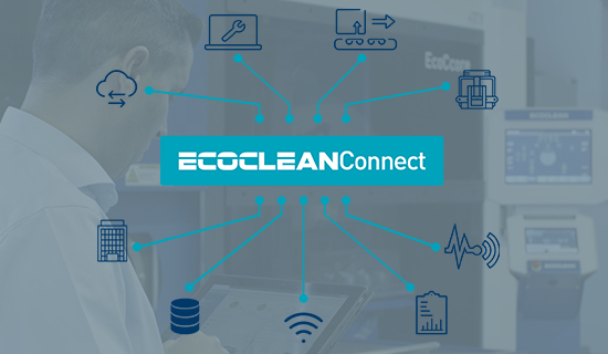 Ecoclean Connect Connectivity